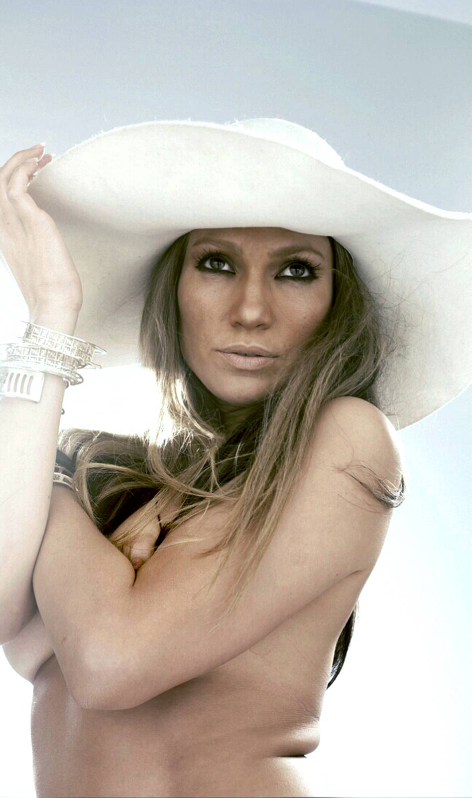 "Jennifer Lopez – ""Rebirth"" Music Album 2005 (5 fotografija)"