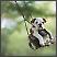 Psi na ljuljački