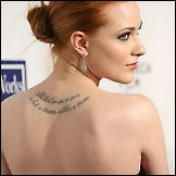 Slavne osobe i njihove tetovaže
