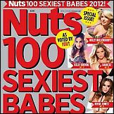 Top 100 najseksi žena u 2012 - Nuts