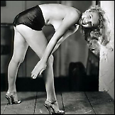 Mlada Marilyn Monroe