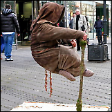 Razotkrivanje levitacijske joge