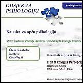 Hrvatski psiholozi