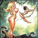 Dolly i Tarzan