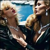 Anja Rubik & Edita Vilkeviciute – Vogue