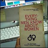 Sve što muškarci znaju o ženama