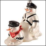 Nemoralni Božićni ukrasi za perverznjake