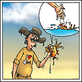Ribar i zlatna ribica