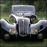 Delahaye - najljepši automobili