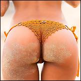 Oglašavanje kupaćih kostima u Kolumbiji