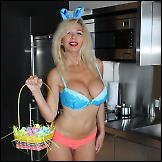 Ruska Lady GaGa - Uskršnji photoshoot