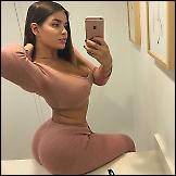 Ruska Kim Kardashian