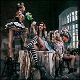 Djevojke na fotografijama Denisa Antipina