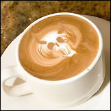 Crteži na kavi