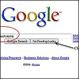 Google i Chuck Norris
