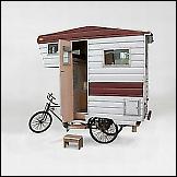 Mini dom na kotačima