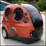 AirPod - automobil na zrak