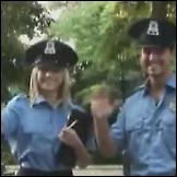 Striptiz policija