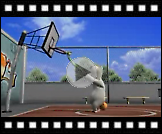 Bernard Bear - Basketball