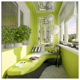 20 cool ideja za balkon