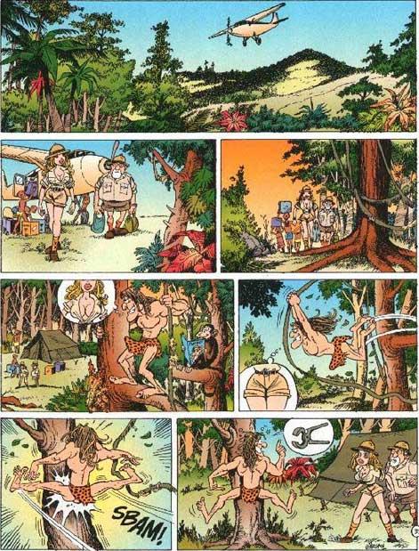 Smiješni stripovi Strip07
