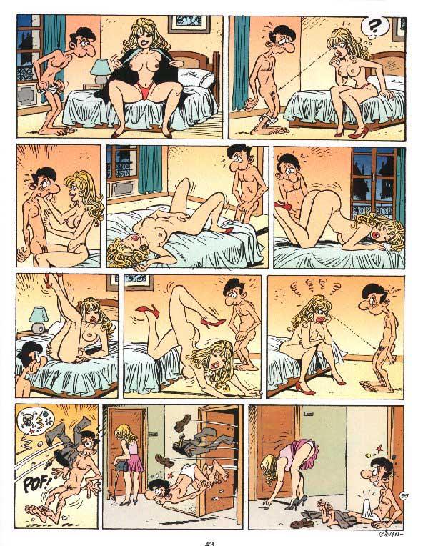 Smiješni stripovi Strip13