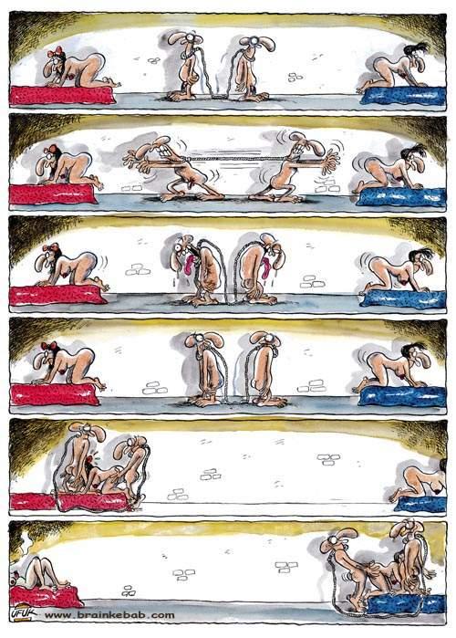 Smiješni stripovi Test_inteligencije