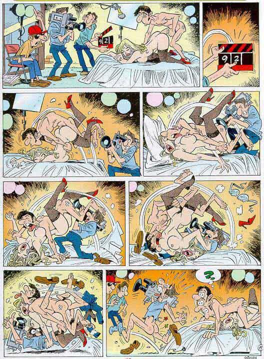 Smiješni stripovi 16