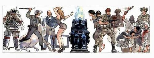 Smiješni stripovi Humanity-23