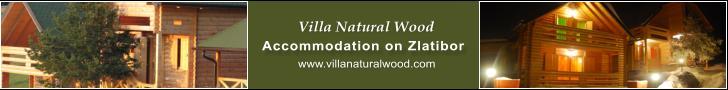 Apartmani na Zlatiboru - Villa Natural Wood