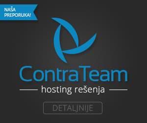 ContraTeam – Hosting Srbija