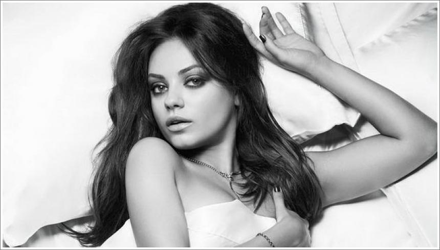 Mila Kunis - Esquire magazin