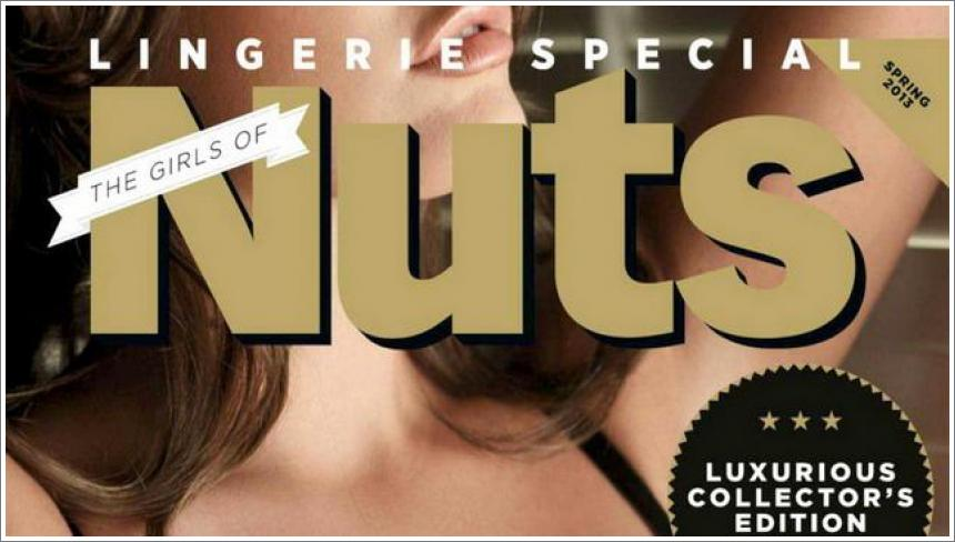 The Girls of Nuts - part 1