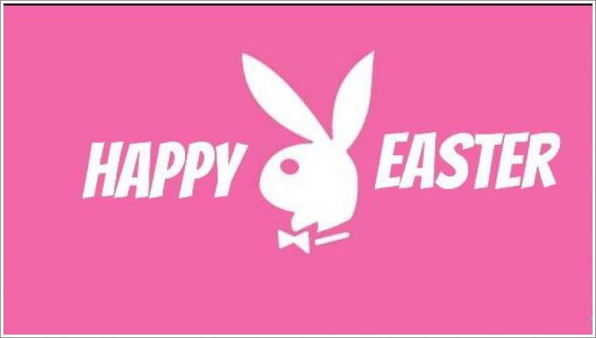 Sretan Uskrs - Playboj zečice