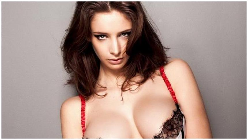 Emily Shaw intimno rublje (HQ)