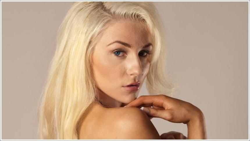 Courtney Stodden, golišave fotografije