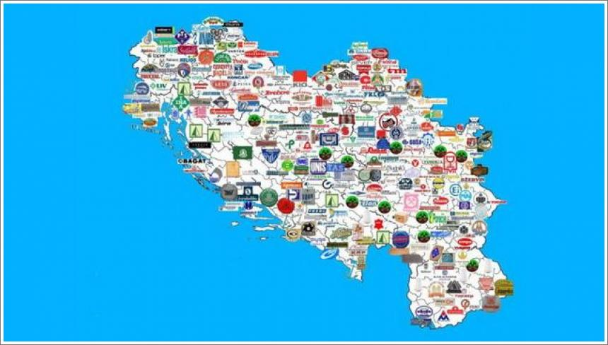 Jugoslavija nekad i danas