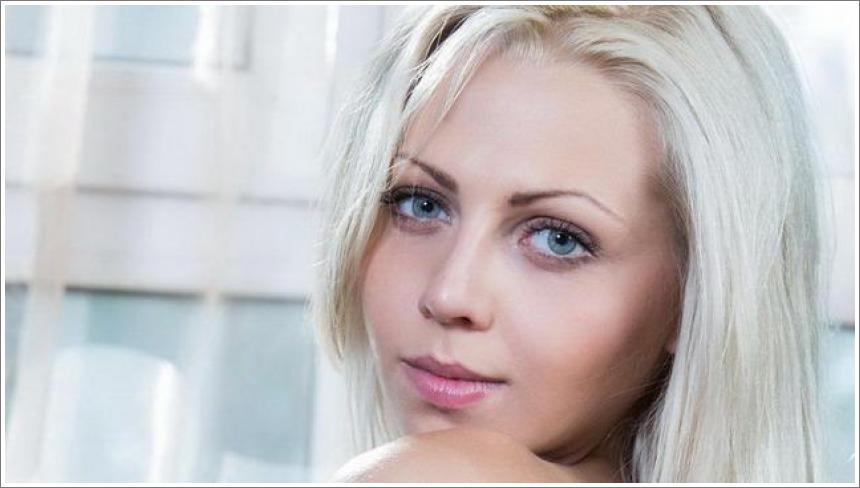 Plavooka ljepotica