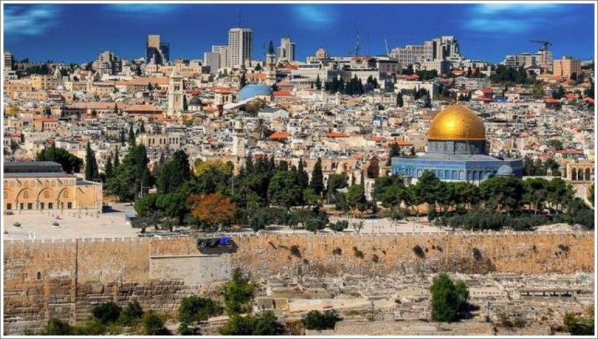 Svekrva i Snajka u Jerusalemu