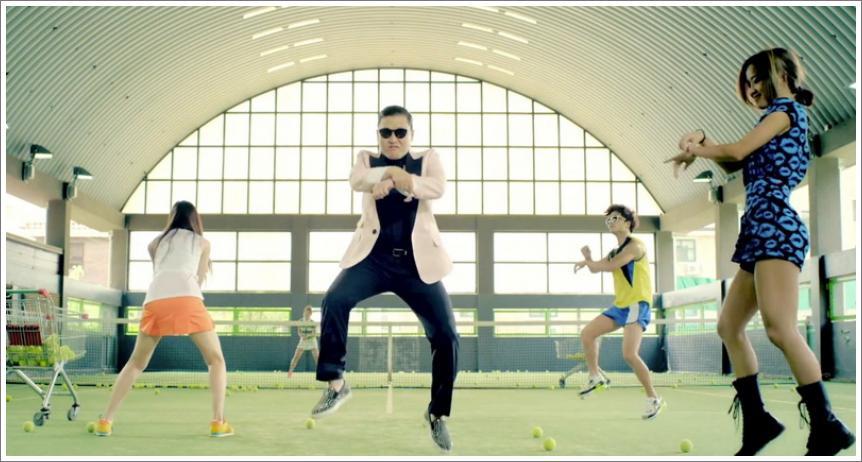 Gangnam Style obara sve rekorde