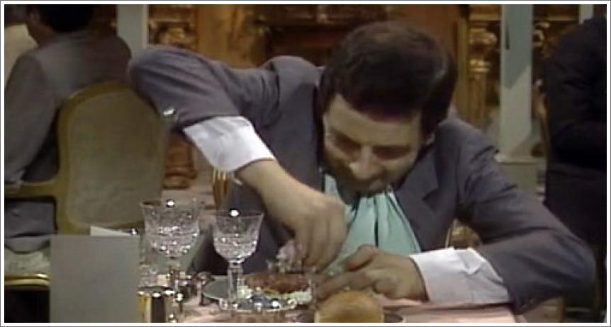 Mr. Bean - The Curse of the Steak Tartar