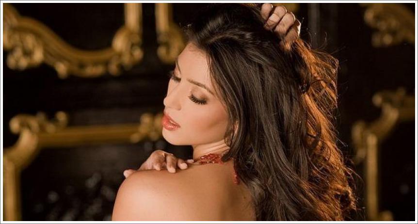 Kim Kardashian za Playboy