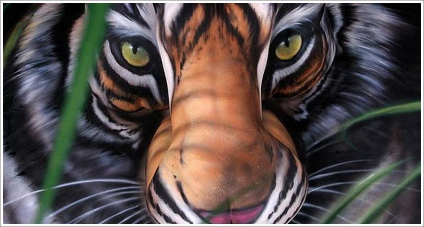 Strašan tigar