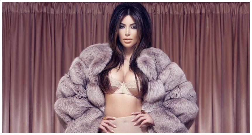 Kim Kardashian – magazin Factice