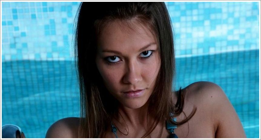 Rachel u turskom kupatilu