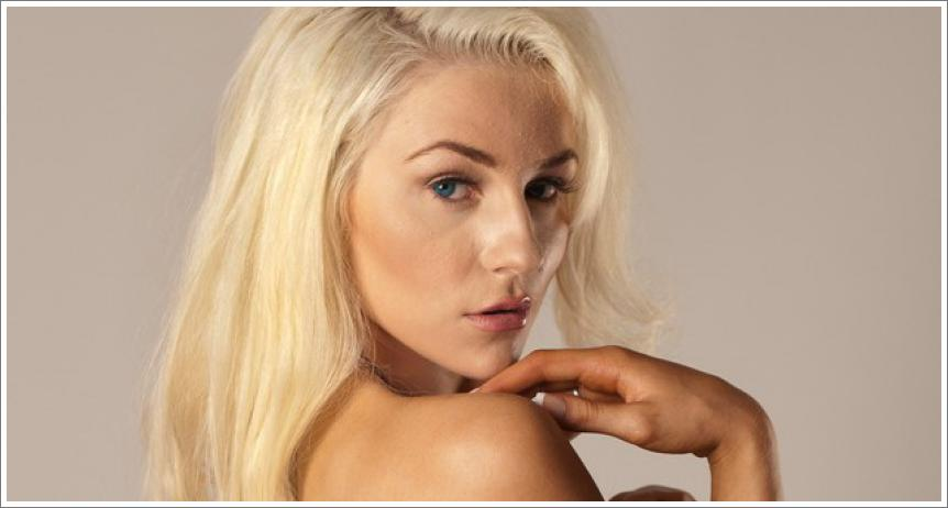 Courtney Stodden, golišave fotografije