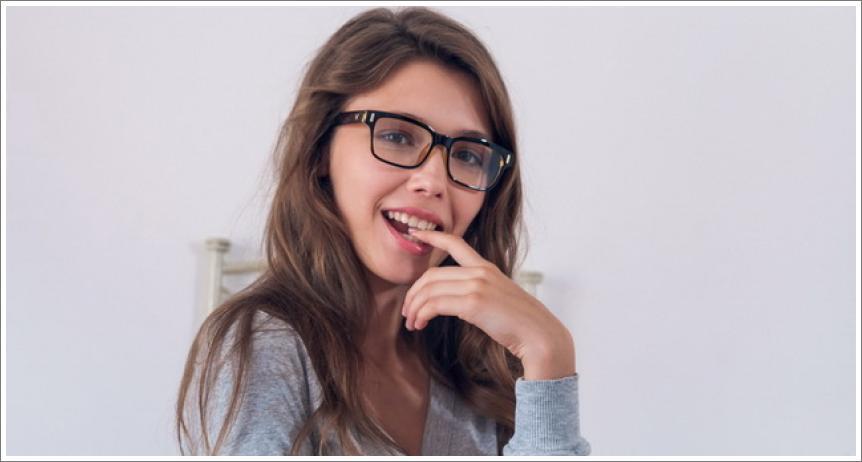 Djevojka sa naočalama (HQ)