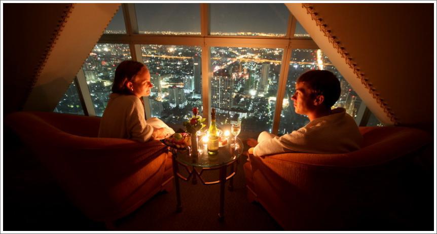 7 najromantičnijih mjesta na svijetu
