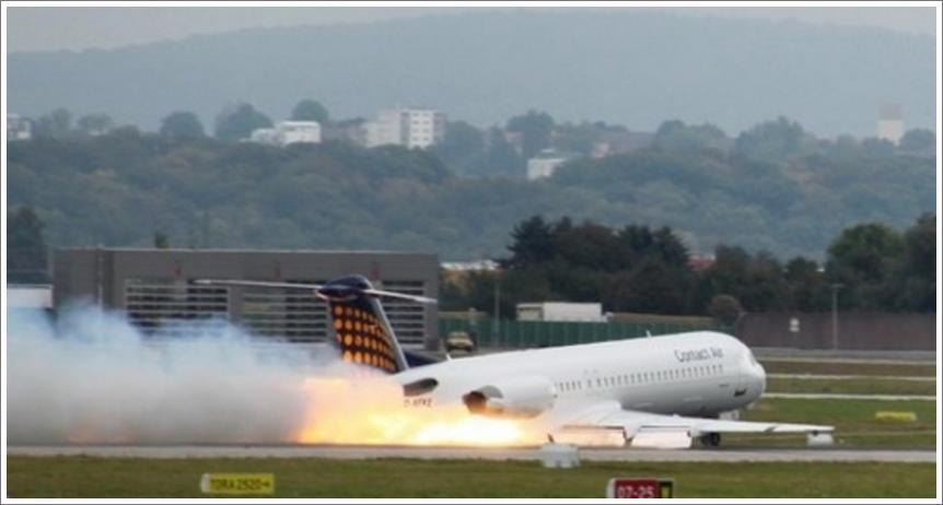 Mit o sigurnosti vožnje avionom