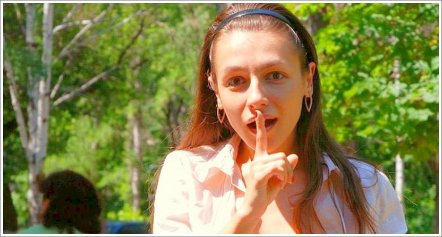 Hrabre djevojke ne nose gaćice №19